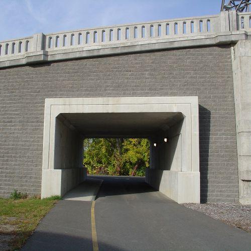 Stahlbeton-Tunnelsegment