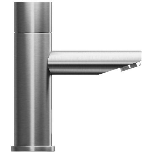 Wasserhahn für Waschtisch / freistehend / Metall / elektronisch