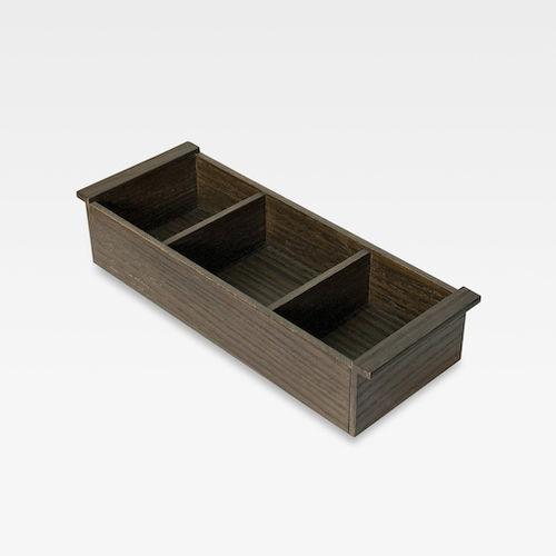 Holz-Aufbewahrungsbox