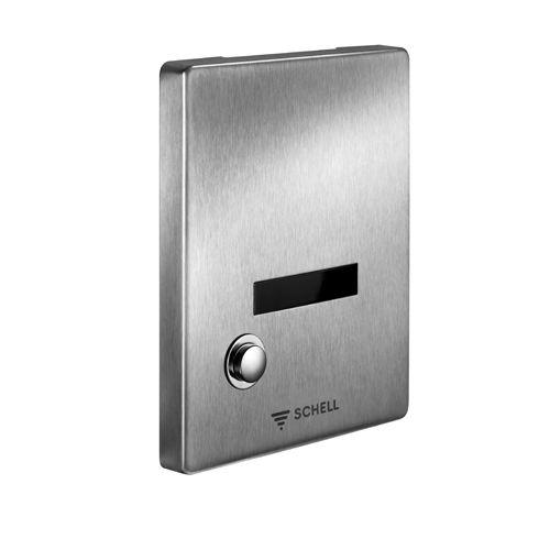 elektronische Toilettenspülung