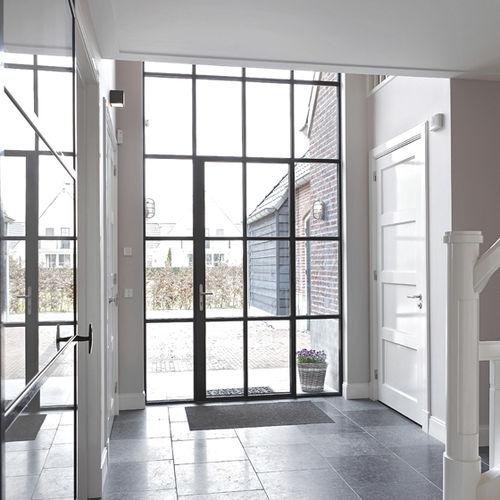 Stahl-Fensterprofil - MHB