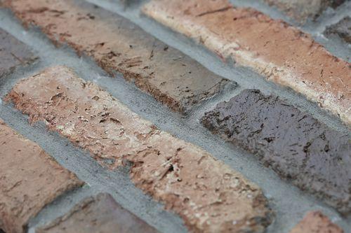 Riemchen für Fassaden