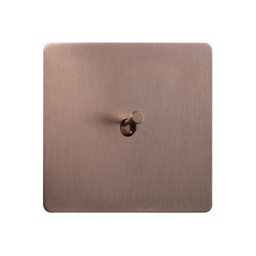 Schalter für Rollläden / für Hausautomationssystem / für Rollos / Druck