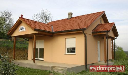 Fertigbau-Mikrohaus / Modul / modern / Holz