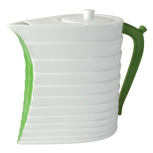 Porzellan-Teekanne