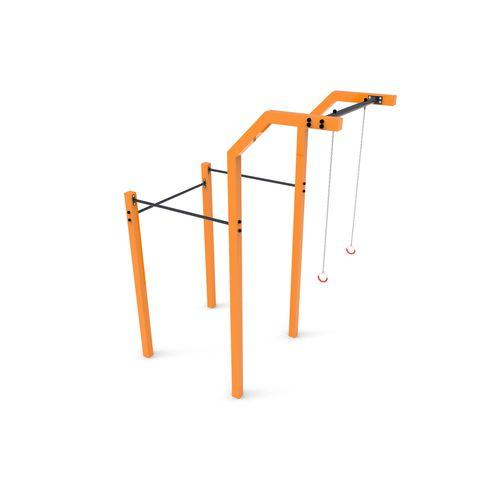 Street Workout Park / für öffentliche Bereiche / für sportliche Aktivität / für Spielplätze / Abduktion
