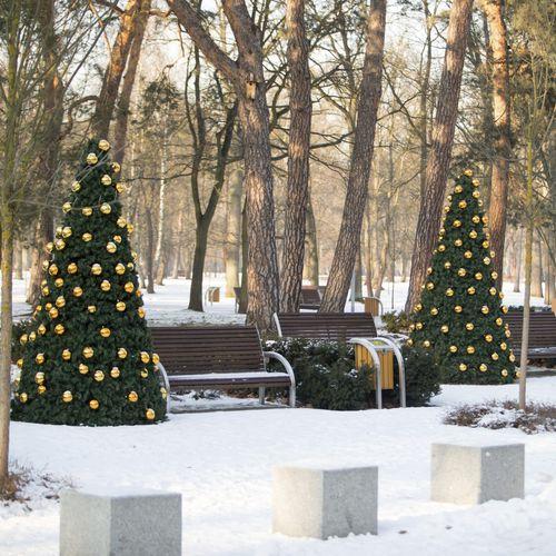 Weihnachts-Leuchtdekoration / für öffentliche Bereiche - Terra Group