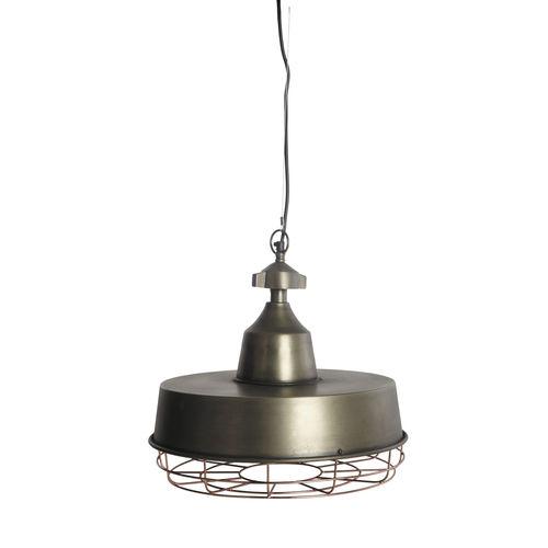 Hängelampe / modern / Aluminium / Eisen