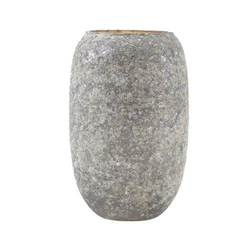 moderne Vase / Ton