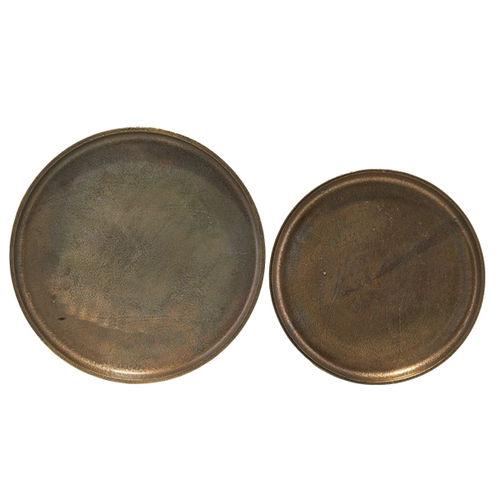 Metall-Serviertablett / Privatgebrauch