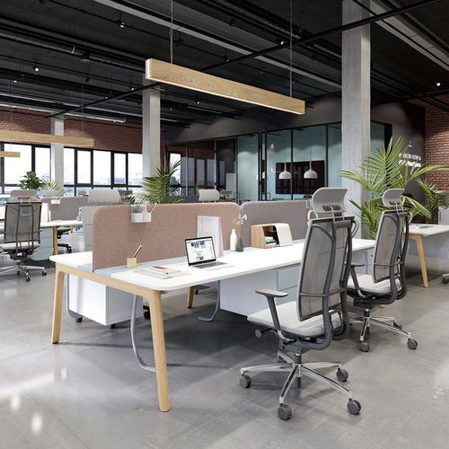 Schreibtisch für Open Space - Nowy Styl