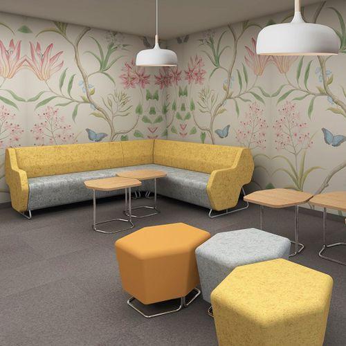 moderner Sitzpuff - Nowy Styl Group