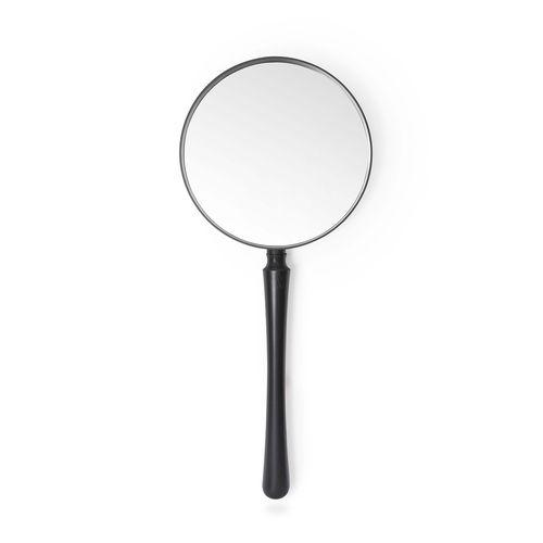 wandmontierter Spiegel / modern / rund / für Hotelzimmer