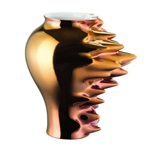 Vase / originelles Design / Porzellan