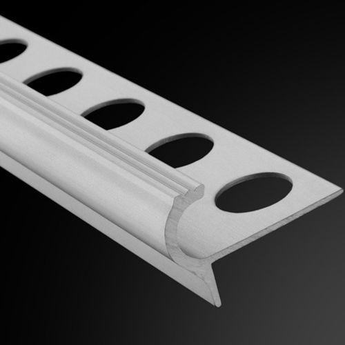 Aluminium-Treppenkante