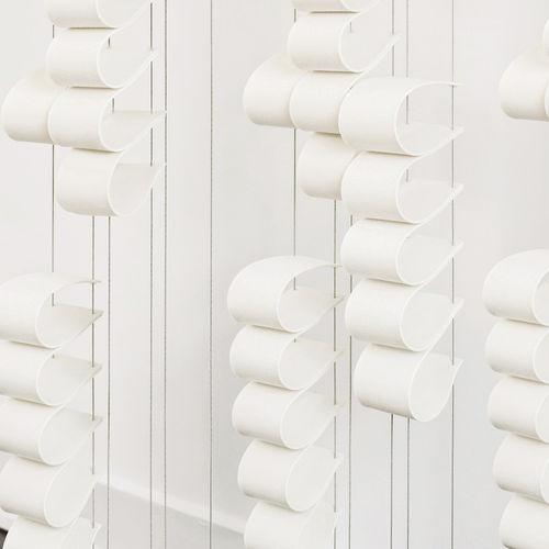 wandmontierte Akustikplatte / für Innenausbau / Stoff / Wolle