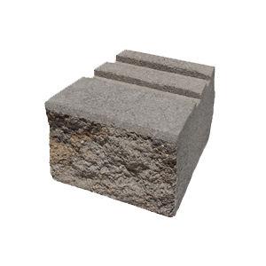 Steinblock für tragende Wand