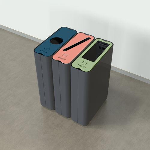 Park-Abfallbehälter