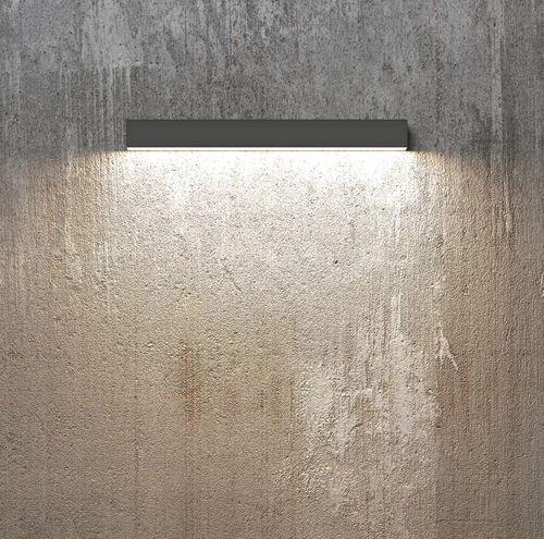 moderne Wandleuchte / Außenbereich / Aluminium / Legierung