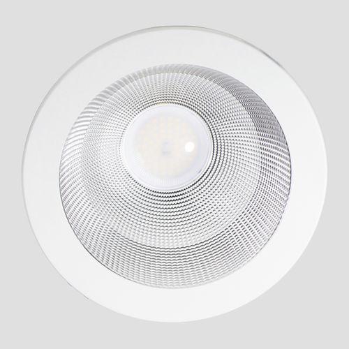 LED-Downlight / rund / Aluminium / Objektmöbel
