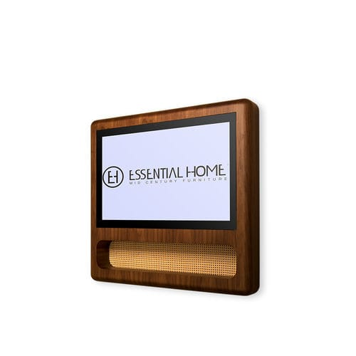 wandmontierter TV-Spiegel / 4K / Wohnzimmer / Schlafzimmer