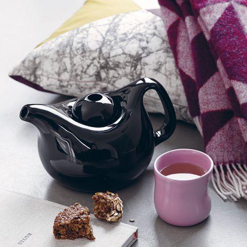 Keramik-Teekanne