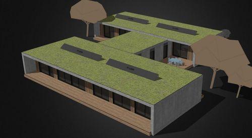 passives Gebäude
