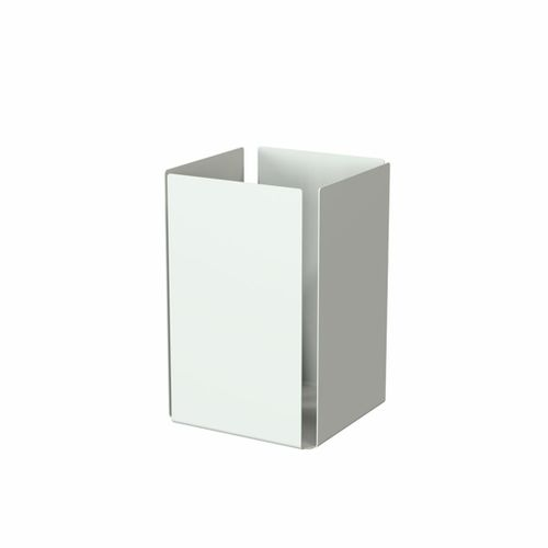 Metall-Papierkorb