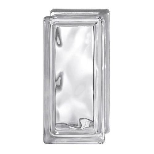 rechteckiger Glasstein