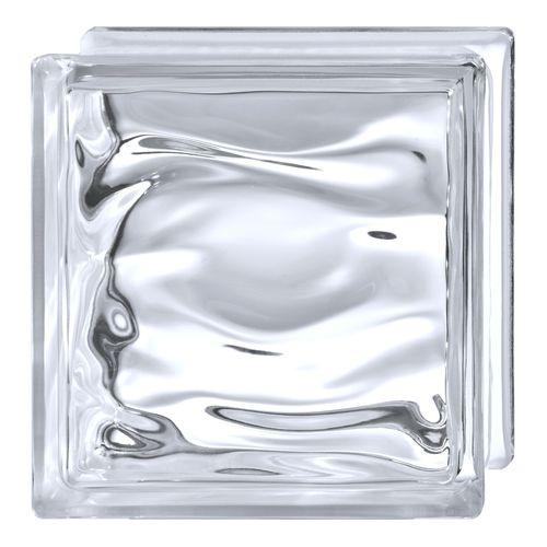 quadratischer Glasstein