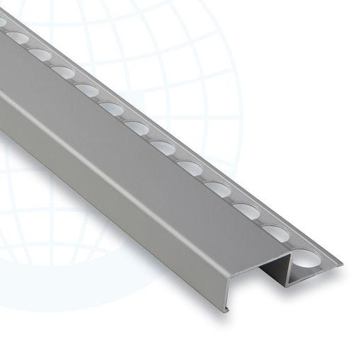 Aluminium-Abschlussprofil