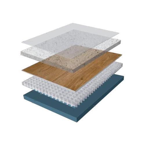 PVC-Bodenbelag