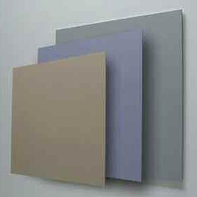 Polymer-Dekorplatte