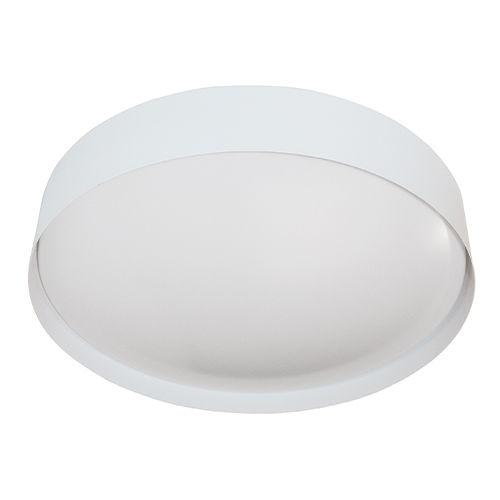 moderne Deckenleuchte / rund / Aluminium / PMMA