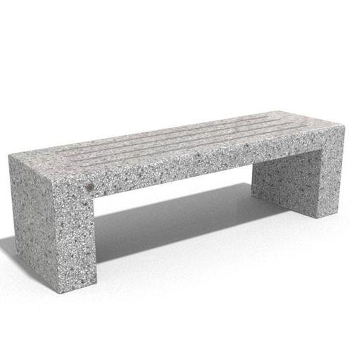 Parkbank / modern / Faserbeton