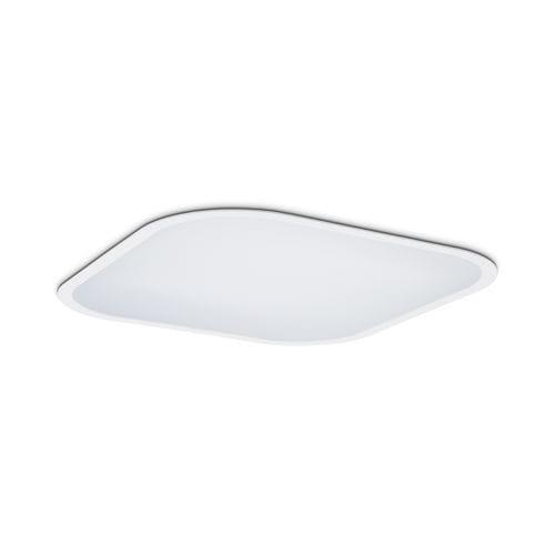 Einbaudownlight / LED / Kompaktleuchtstoff / quadratisch