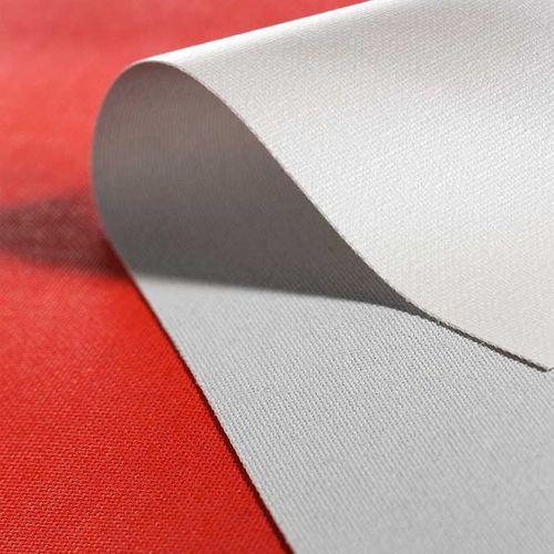 Stoff für Sonnenschutz / uni / Polyester / PVC-freie