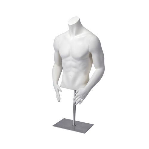 Mann-Büste / realistisch
