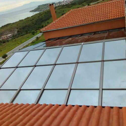 Schiebedachfenster - Salinox