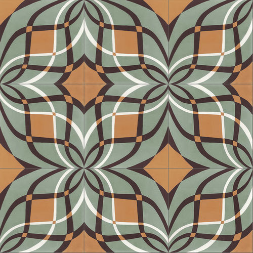 Innenraum-Zementfliese - Viet Tiles Corporation