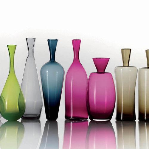 Flasche / geblasenes Glas