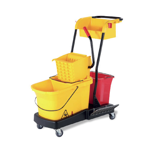 Wagen für Reinigungsmaterial