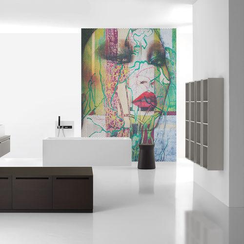 kundenspezifische Mosaikfliese - Virtuoz'Art