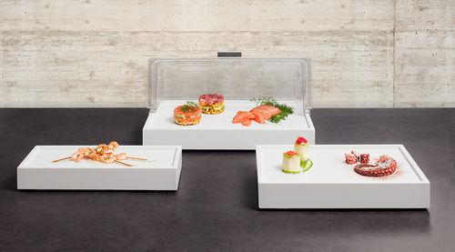Kühlplatte für Hotels