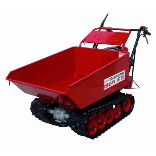 motorisierte Schubkarre