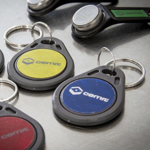 Transponderschlüssel für Zugangskontrolle