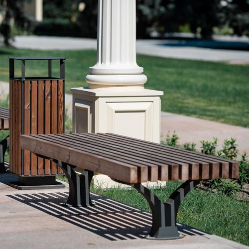 Parkbank - Punto Design