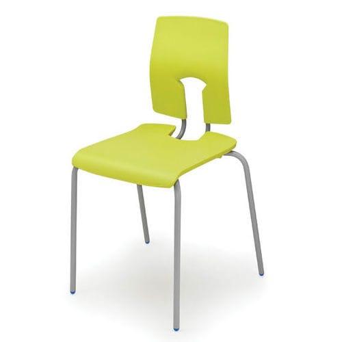 Moderner Stuhl   HILLE SE   ambic educational   Stapel / für Kinder / ergonomisch