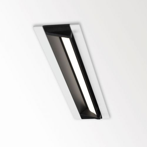 Einbaudownlight / LED / linear / Wandfluter