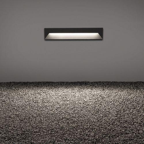 Leuchte für Wandeinbau